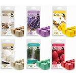 Fragranced Scented Tart WAX MELTS for Candle / Electric Wax Warmer Melter Burner