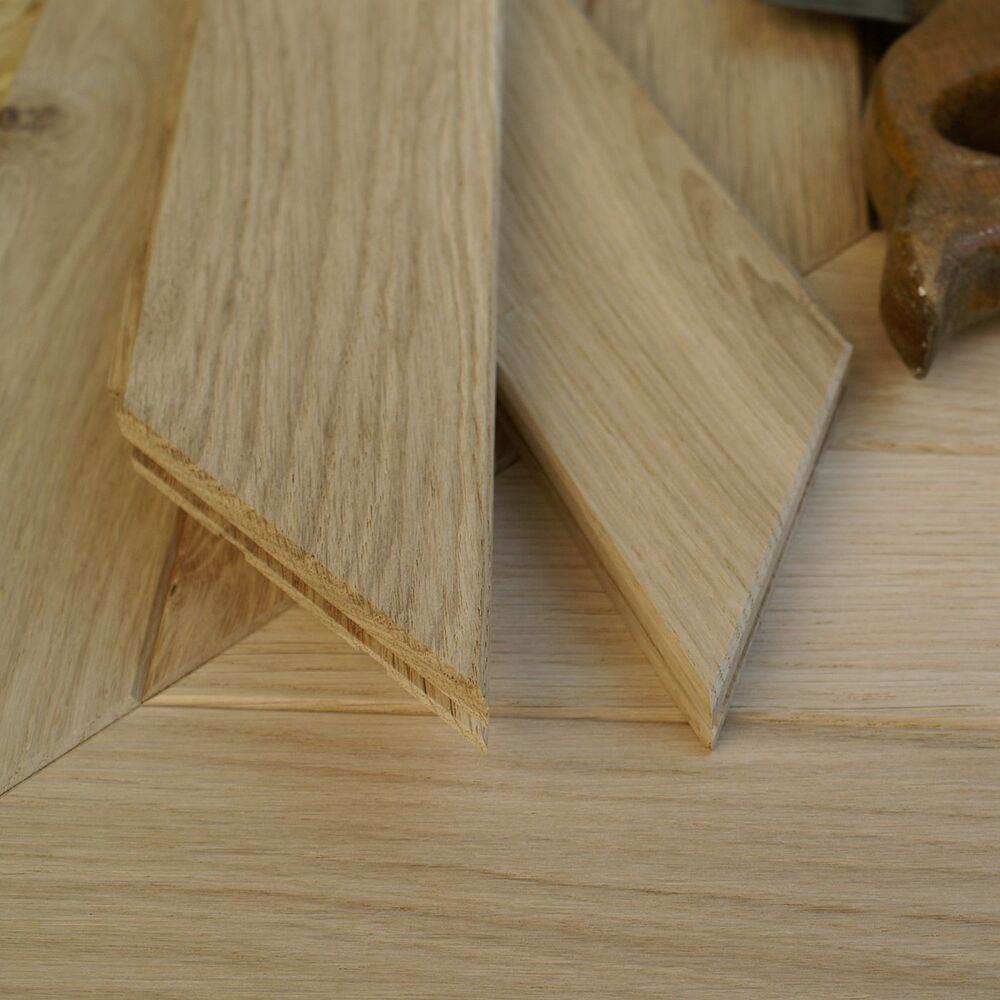 Details About French Chevron Parquet Solid Oak 16mm High Quality Wood Flooring Hca4