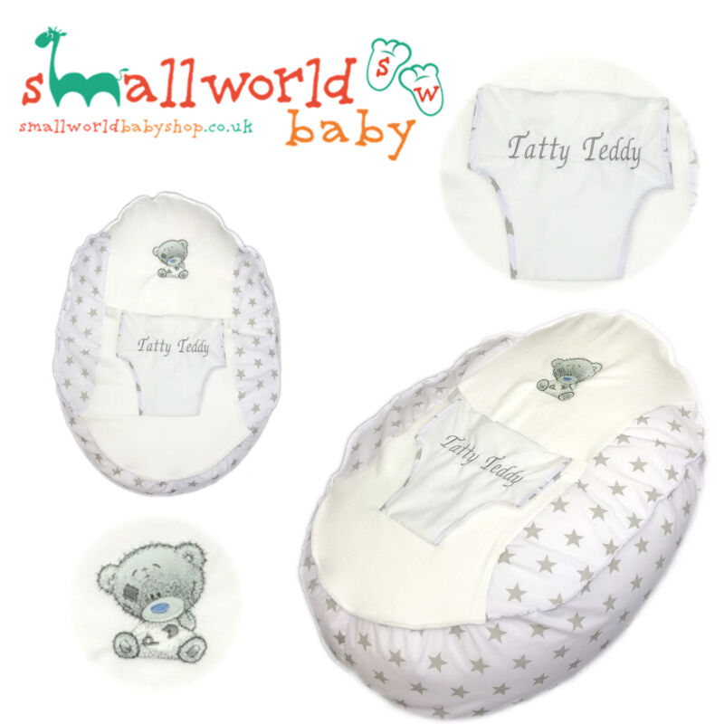 Personalised Boys Girls Me To You Tatty Teddy Baby Bean Bag NEXT DAY DISPATCH