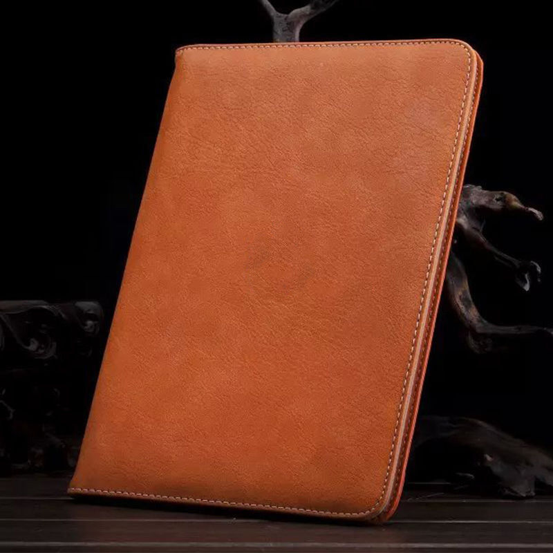 Genuine Soft Leather Smart Stand Case Cover For Ipad 9 7