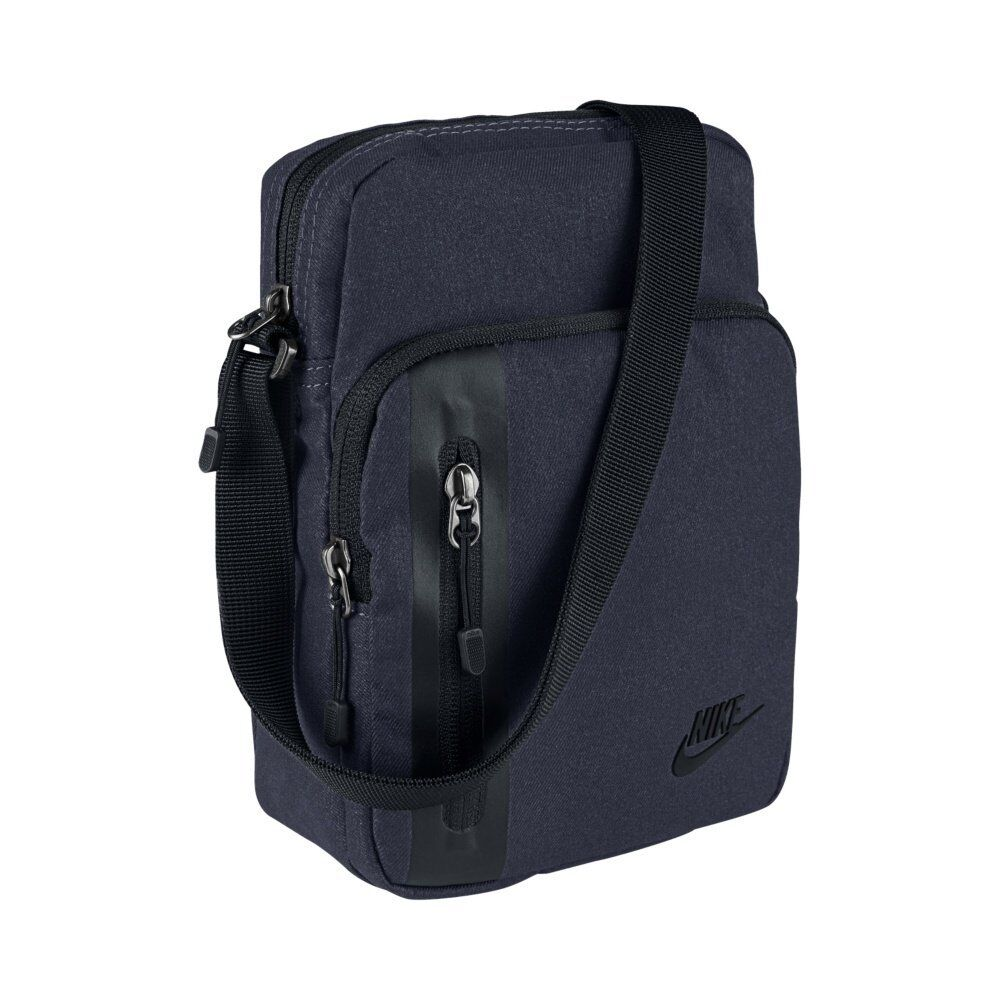 6096eb212a Details about Nike Core Small 3.0 Item Bag Shoulder Messenger Airline Mini Bag  BA5268-451 Blue
