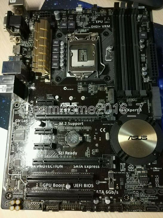 Asus Z97-E Chipset Driver Windows