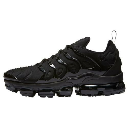 a6543fd14d6 Details about Nike Air Vapormax Plus Black Vapor Max 2018 Men 7.5 New with  Box