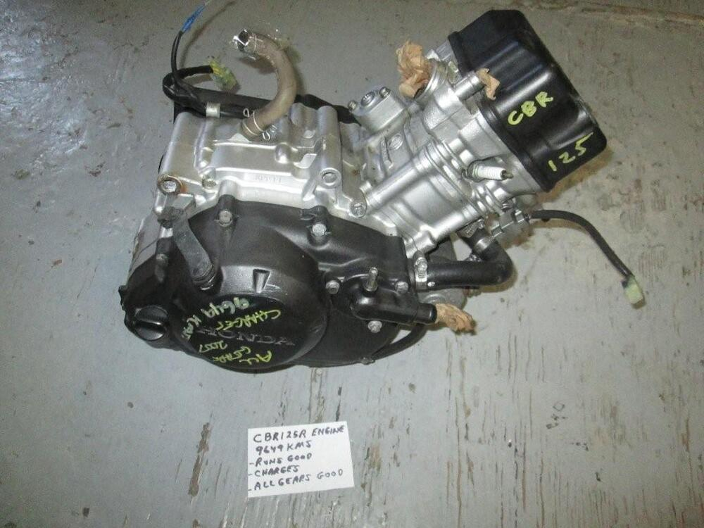 Honda Cbr125r Engine