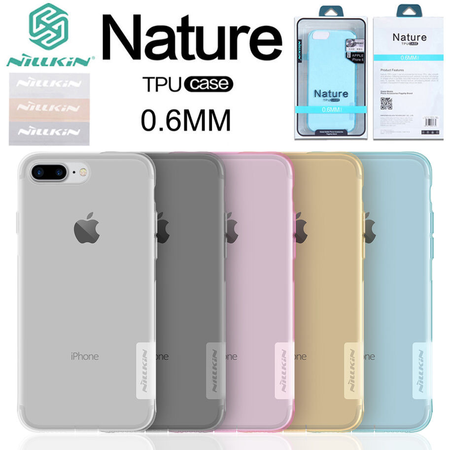100 Nillkin 06mm Nature Silicone Soft Tpu Case For Iphone Xs Max Silikon Samsung Galaxy S8 Plus Ultrathin Original 1 X