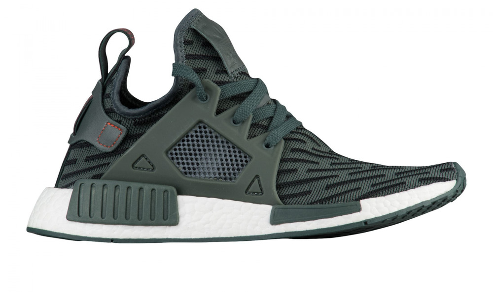 369b6c879dd4 Details about Womens ADIDAS NMD XR1 PK Primeknit Utivy Green Running  Trainers BB2375