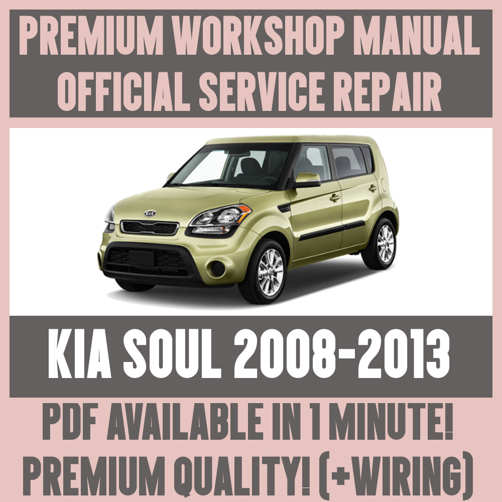 Kia Soul: Fuel Line. Repair procedures