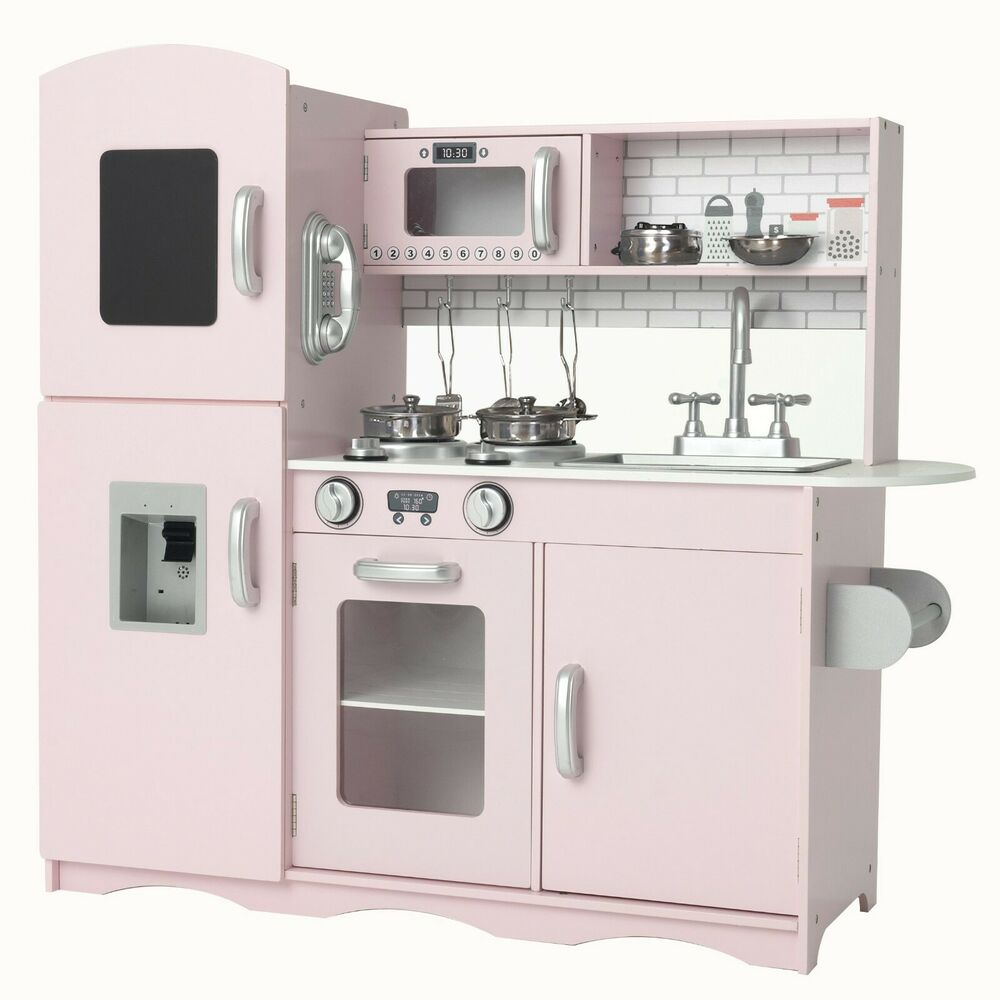 deluxe play kitchen