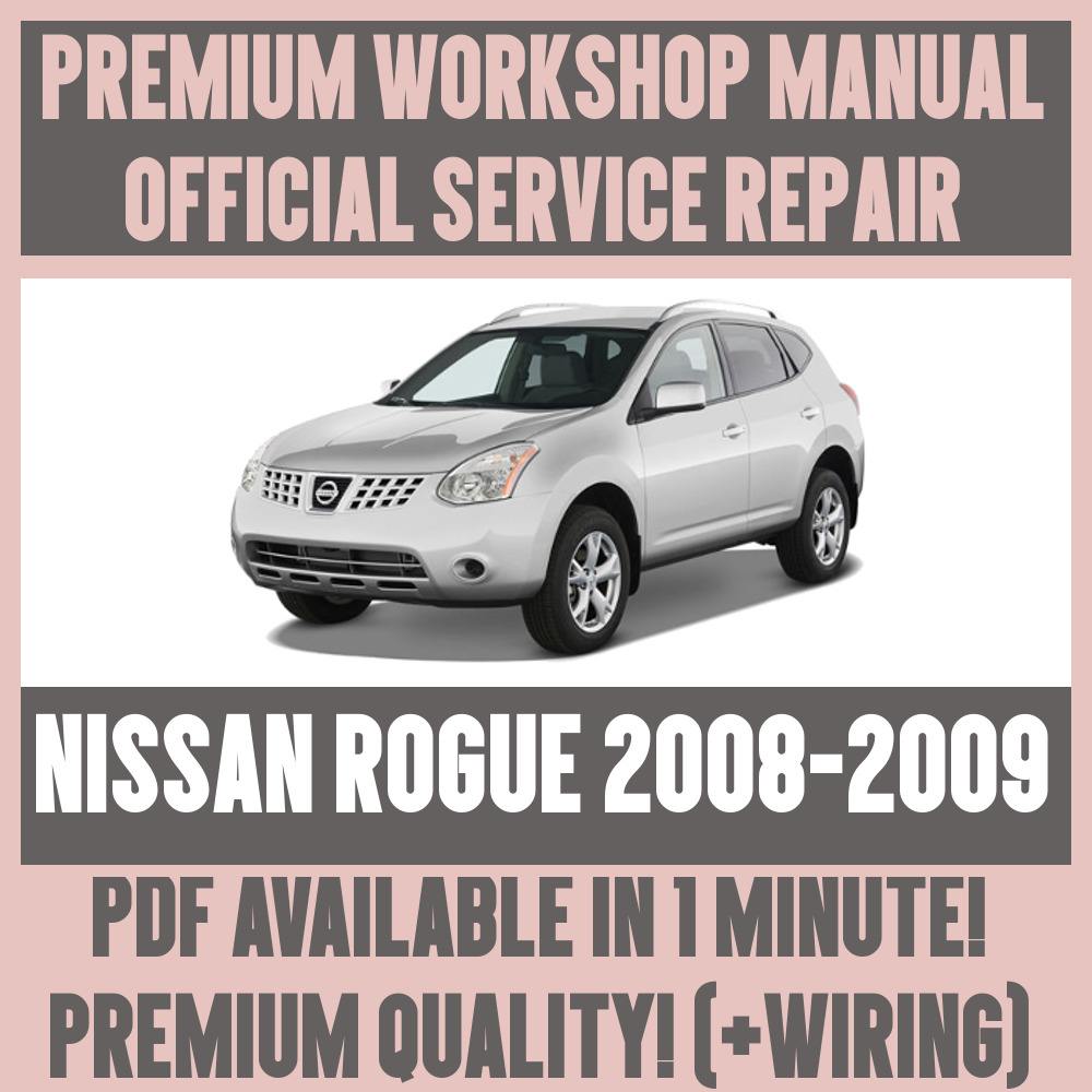 Nissan Rogue Service Manual: Oil seal
