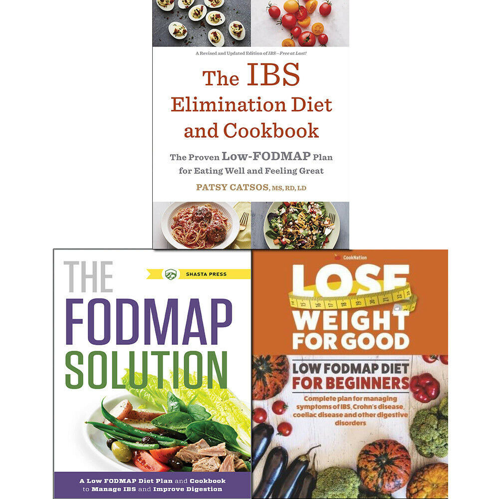 Low fodmap diet for beginners 3 books collection pack set ibs low fodmap diet for beginners 3 books collection pack set ibs elimination diet 9789123652297 ebay publicscrutiny Images