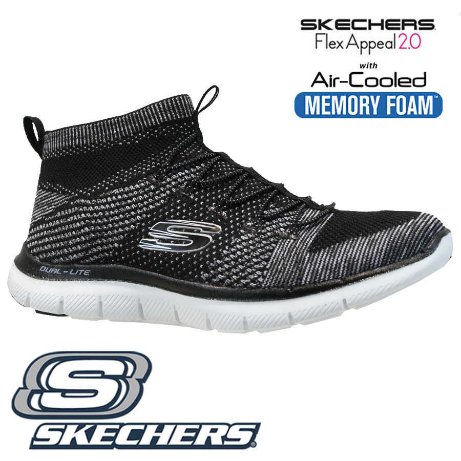 f07062473509 LADIES SKECHERS MEMORY FOAM LIGHTWEIGHT FITNESS RUNNING WALKING TRAINERS  SHOES