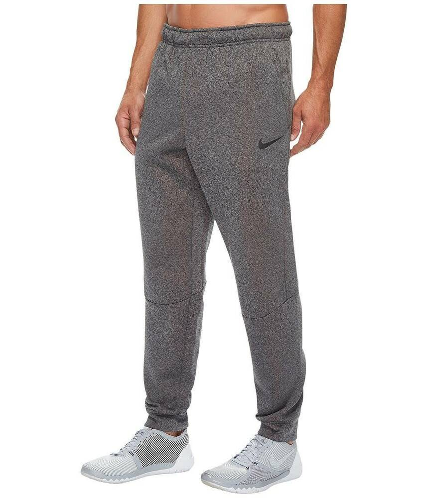 2ff9189bb07 Details about NIKE MEN S LARGE THERMA SPHERE TAPERED REPELLENT TRAINING  PANTS 860382 071 NWT