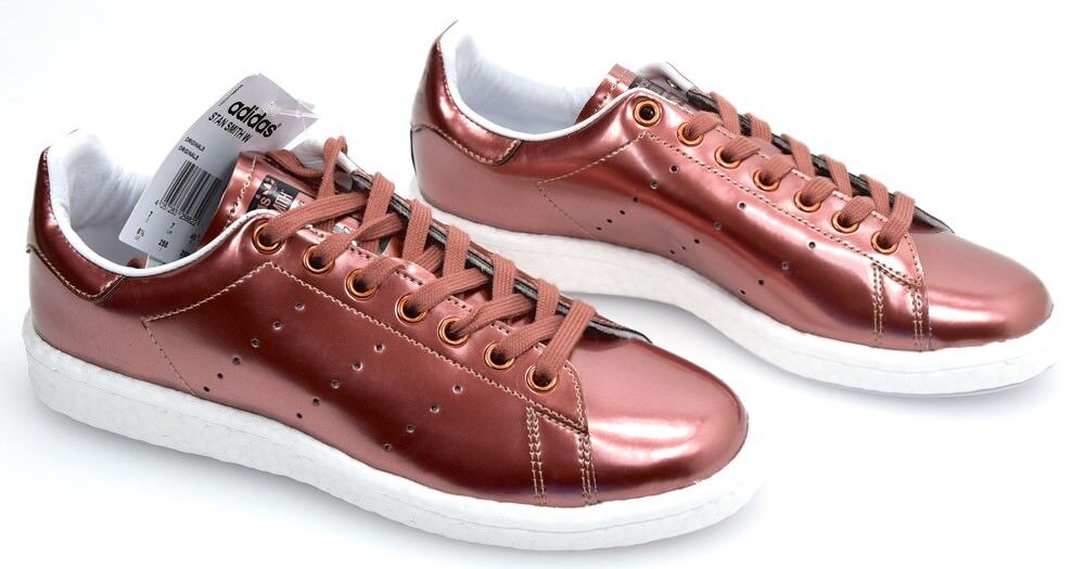 watch 70512 358f7 Details about ADIDAS WOMAN SNEAKER SHOES CASUAL FREE TIME COOPER CODE  BB0107 S SMITH W