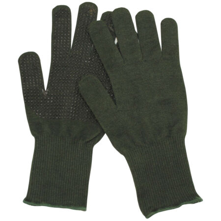 img-Genuine British Army Aramid Contact Combat Gloves all sizes - Unissued