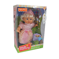 Little Mommy Sweet as Me PRETTY PRINCESS Doll ~ 14'' Tall~ NEW & FREE US SHIPPING