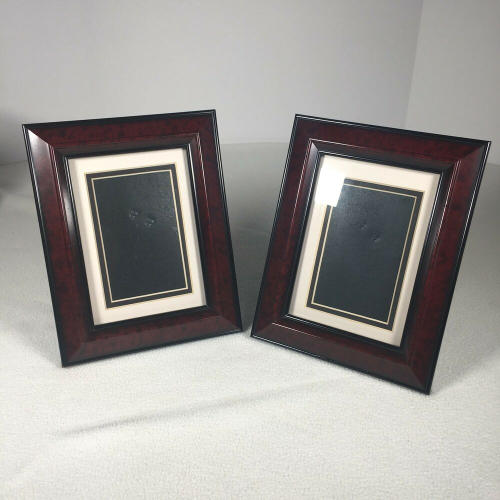 Set Of 2 Photo Shelf Frames For 3x 5 Photos Or Prints 925x 725