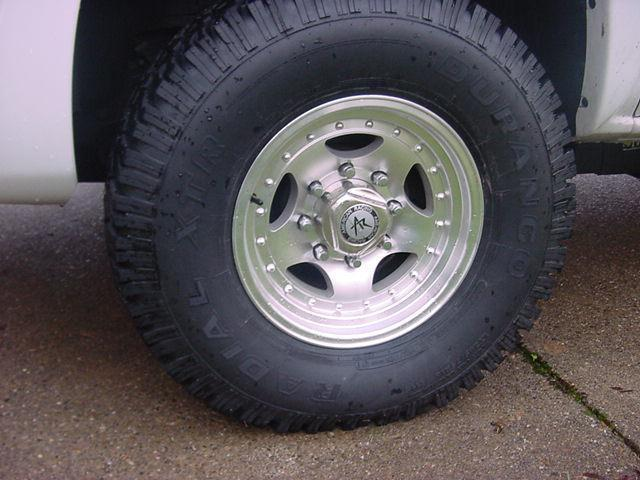 16x7 Quot Quot 8 Lug Quot American Racing Ar23 Chevy Ford Dodge