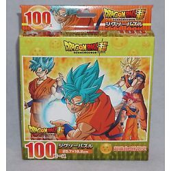 Kyпить Dragon Ball Super  Official Jigsaw Puzzle 100 Pieces  Son Goku New AU stock  на еВаy.соm