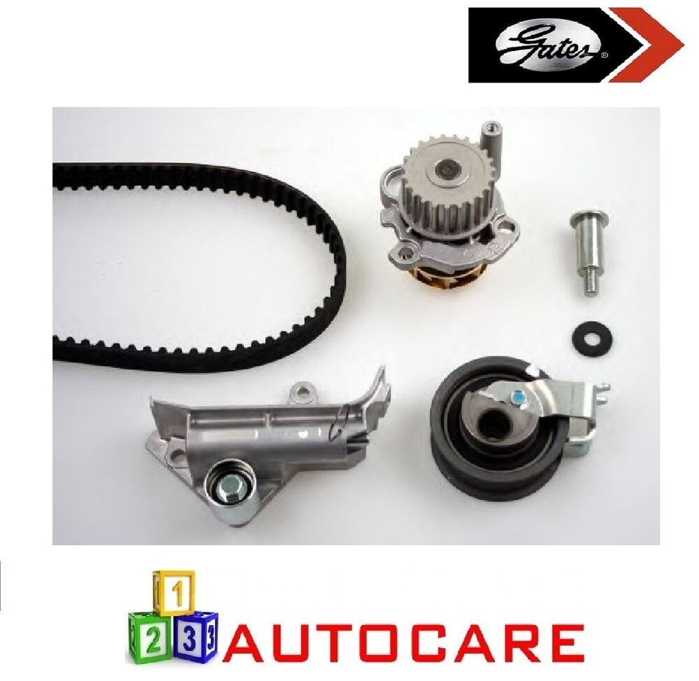 Audi A3 Tt 1 8 T Timing Cam Belt Kit Amp Water Pump By Gates