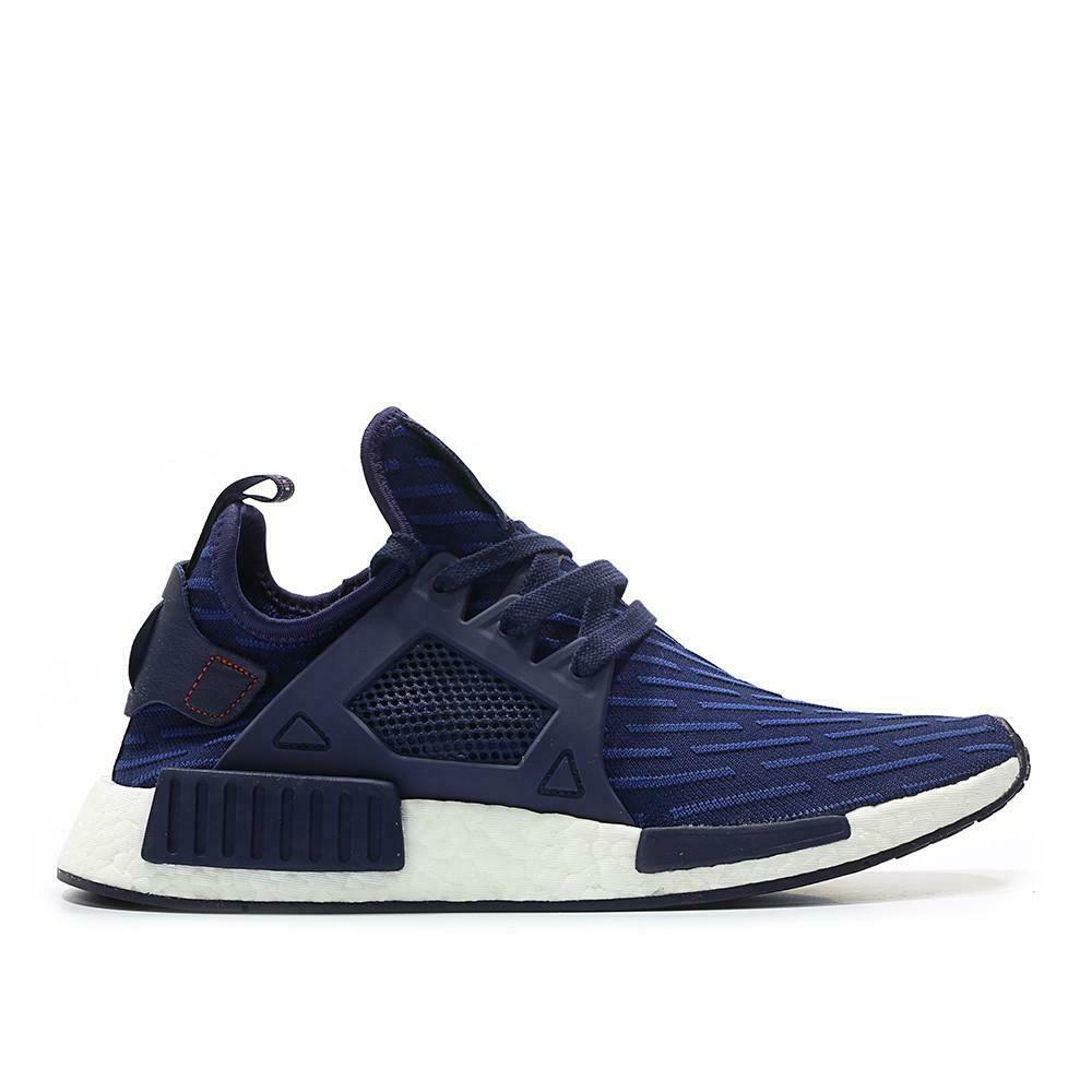 quality design 721c0 fcffa Details about Mens ADIDAS NMD XR1 PK Blue Running Trainers BA7215