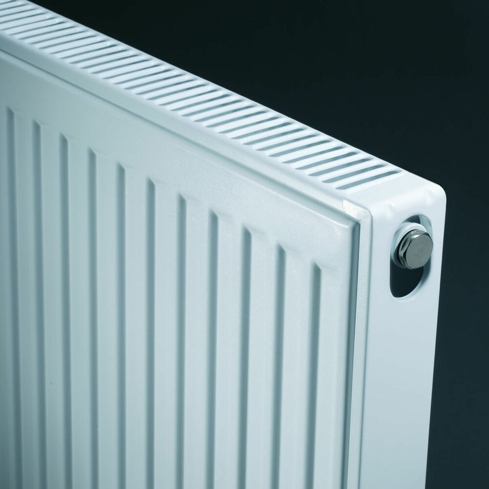 CENTRAL HEATING RADIATOR P+ TYPE 21 double panel single convector ...