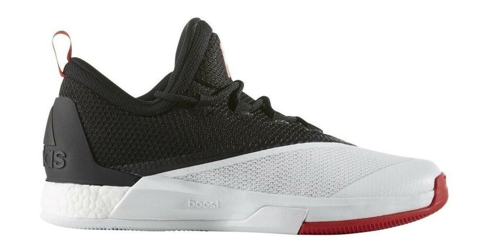new arrival 2202c 32232 Details about  B42728  Mens Adidas Crazylight Boost 2.5 Low Basketball  Sneaker - Black