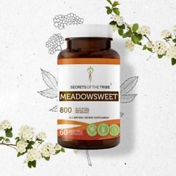 Secrets Of The Tribe MeadowsweetCapsules, 400 mg