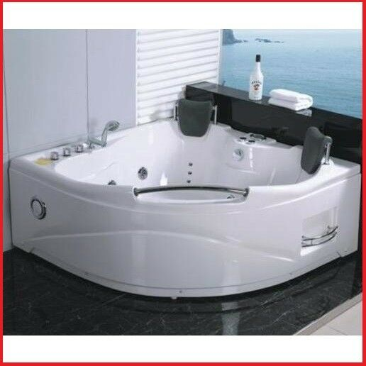 Details About JACUZZI 150x150 DOUBLE 2 Places 13 JETS WITH MIXER Bathroom  AIR NH