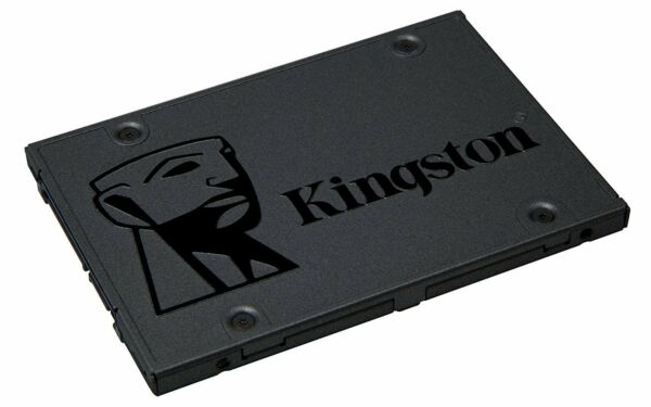 Ssd 240GB Kingston A400 HARD DISK 2,5 stato solido PC DESKTOP Sata III - 6Gb/s