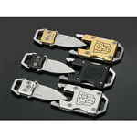 Tactical Keychain Keyring Mini Folding Pocket knife EDC Outdoor Survival Sharp