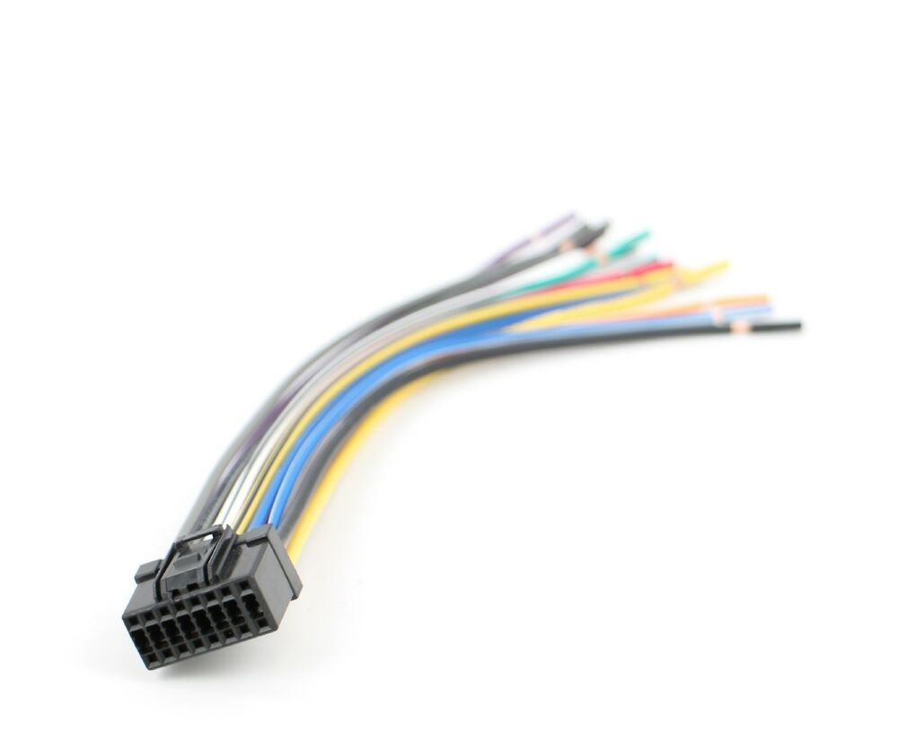 Xtenzi Power Wire Harness Cord Assy For Pioneer Avic Z1 Z2 Z3 Wiring Diagram Cdp1047 Cde8082 Ebay