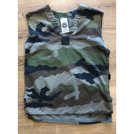 img-French Army & Foreign Legion F2 CCE Camouflage GAO shirt / Combat Vest - Graded