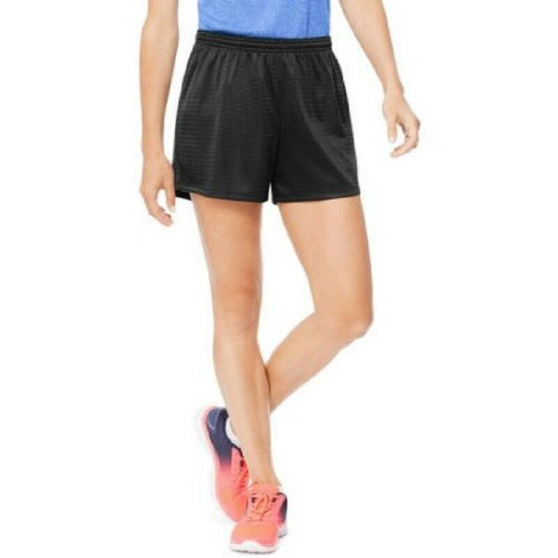 897cb5185b Details about Hanes Sport Women's Mesh Shorts, Activewear