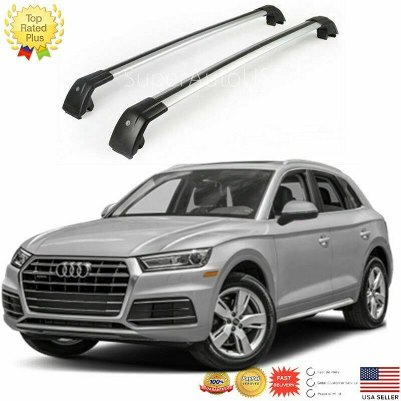Top Roof Rack Fit FOR 2011 -2018 AUDI Q5 Baggage Luggage