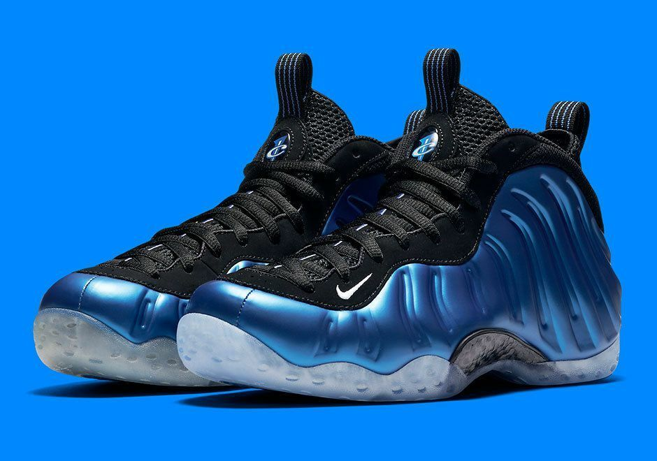 e583acd28d2 Details about 2017 Nike Air Foamposite One Royal Blue Retro Size 10.  895320-500 Jordan Penny