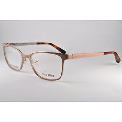 Bobbi Brown Eyeglasses THE MALLORY 0JFY Solid Nude, Size 52-16-135