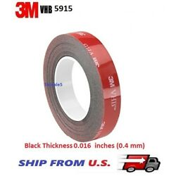 Kyпить 3M VHB #5915 Double-sided Acrylic Foam Tape Automotive 1/2