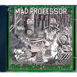 SEALED NEW CD Mad Professor - Dub Me Crazy 3: African Connection