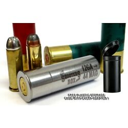Kyпить 12GA to 44 Magnum Shotgun Adapter - Stainless Chamber Reducer - Free Case & Ship на еВаy.соm