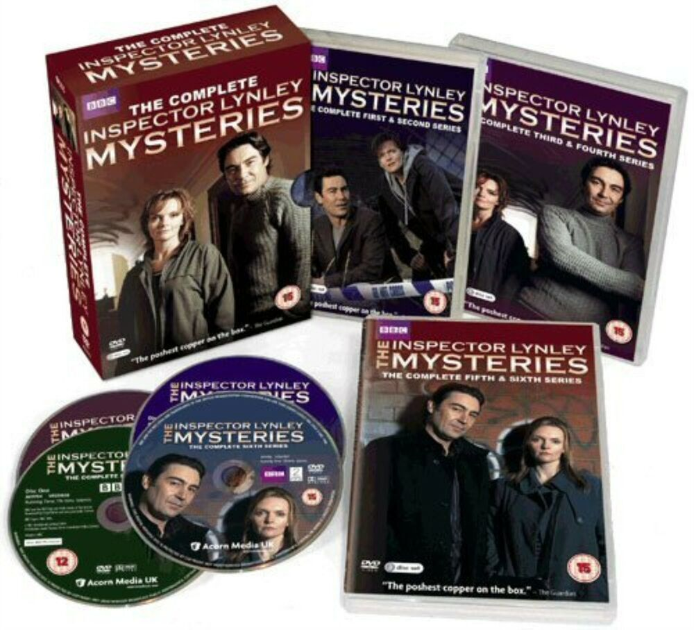 The Inspector Lynley Mysteries: BBC Series - Complete ...