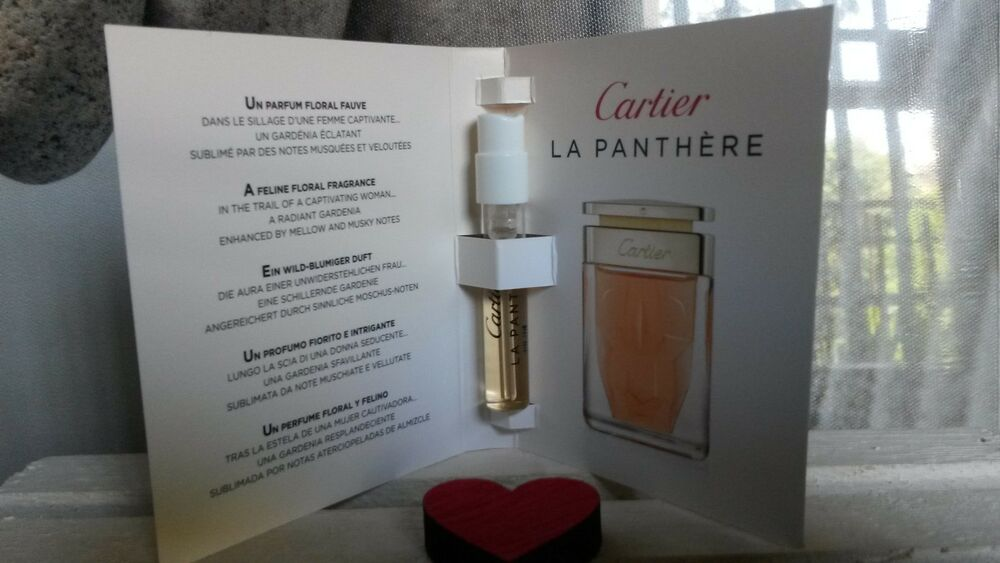 Cartier Panthere 15ml Eau De Parfum Ebay