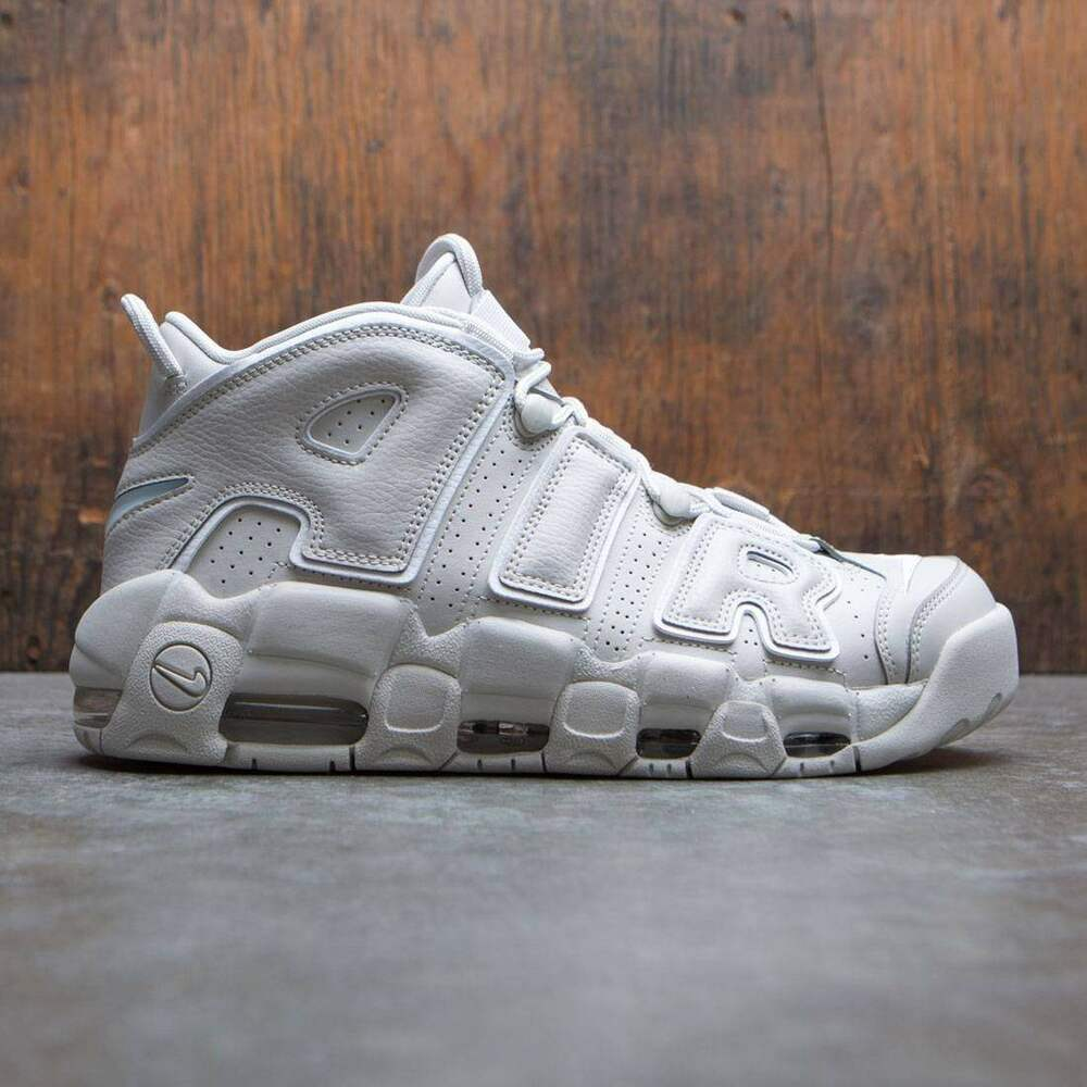 low priced f5418 a4bbc Details about Nike Air More Uptempo 96 Light Bone Beige Size 10. 921948-001  Jordan Pippen