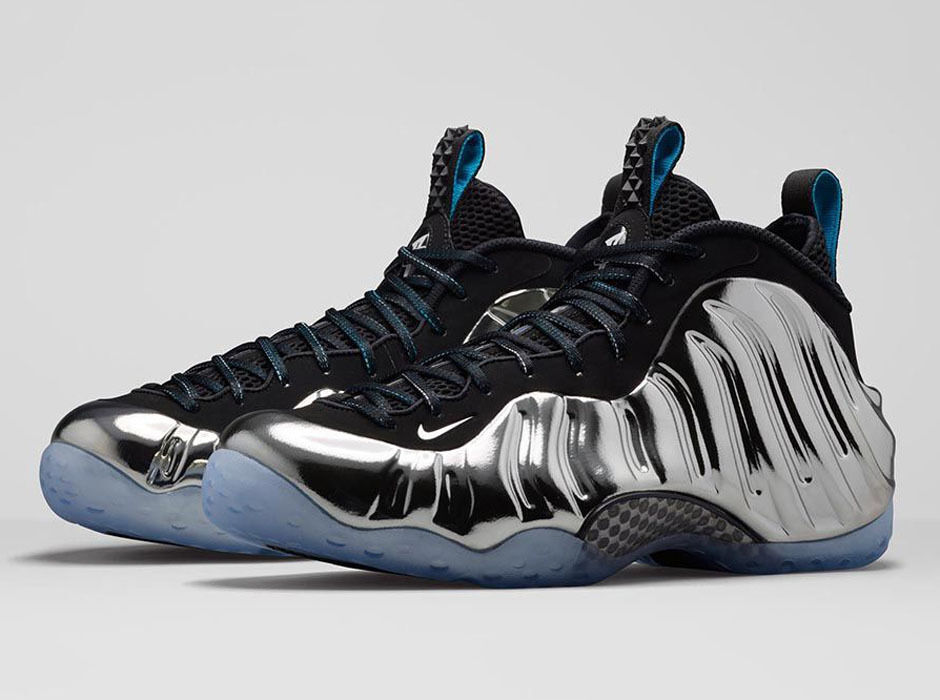 21d666cdd5423 Details about Nike Air Foamposite One AS QS Mirror Chromeposite Size 12.  744306-001 Jordan