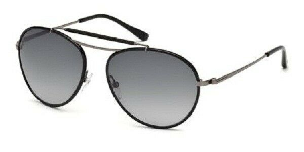 UPC 664689603138 product image for Authentic Tom Ford Miles Ft0341 Tf 341  28k Dark Havana Gold ... aef8f6481fcc2