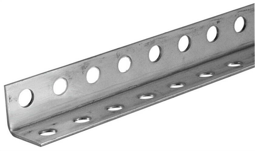Boltmaster Perforated Angle 1-1/4
