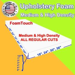 Kyпить Upholstery Foam Seat Cushion Replacement Sheets variety Regular Cut by FoamTouch на еВаy.соm