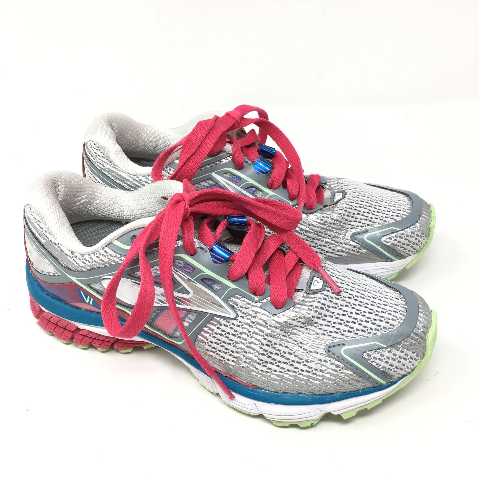 641c73d05cf UPC 762052733342 product image for Women s Brooks Ravenna 6 Running Shoe -  White raspberry Size ...