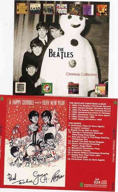 The Beatles Christmas Album.Beatles Christmas Collection Cd Ebay