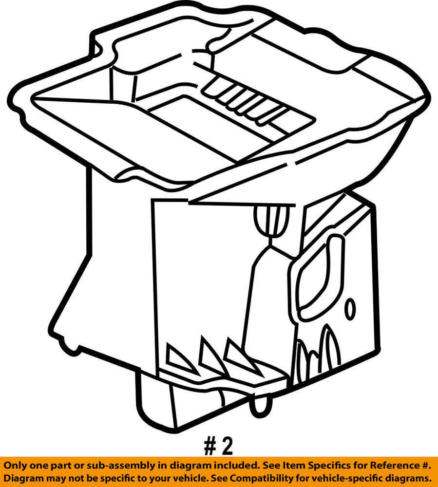 chrysler oem auxiliary a c ac heater unit housing assembly 5019182aa Trampoline Parts Diagram details about chrysler oem auxiliary a c ac heater unit housing assembly 5019182aa