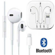 Bluetooth OEM Quality Earbuds Headphones Headsets For Apple iPhone
